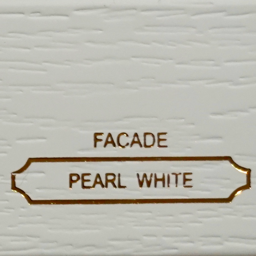 Facade Pearl White